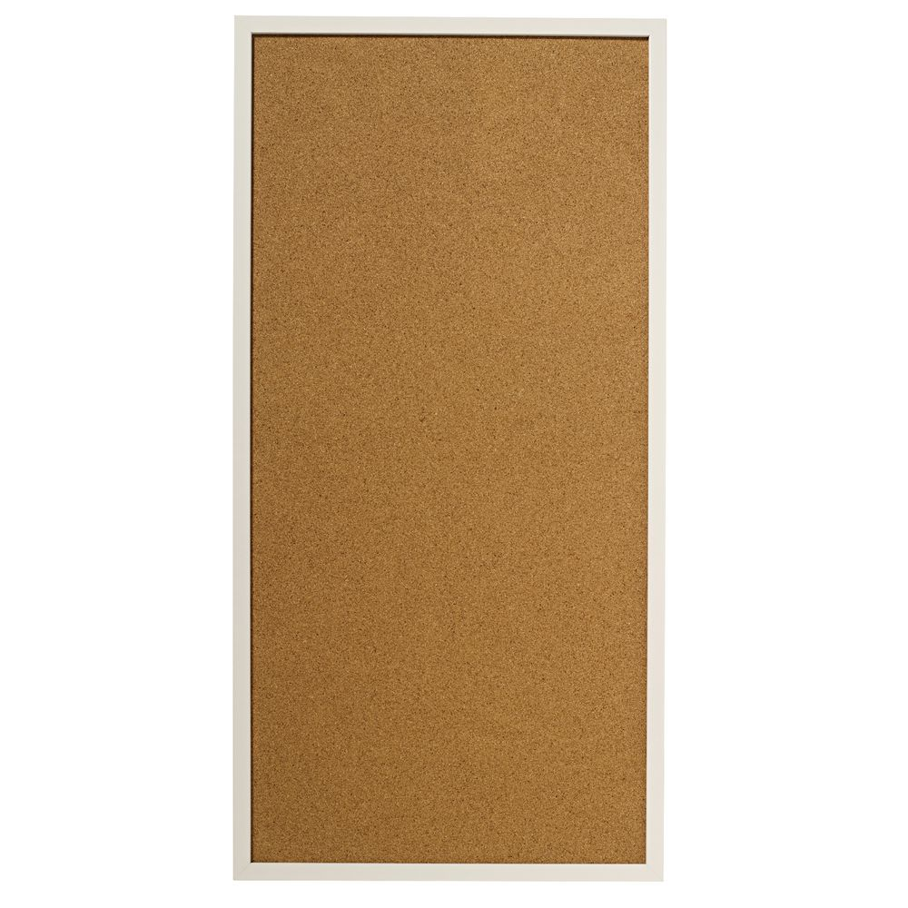 Cork Bulletin Board Jburrows Wooden Frame Cork Board Officeworks