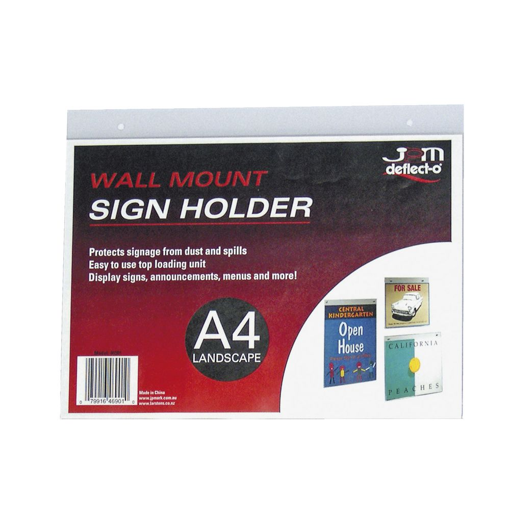 Sign Holders & Snap Frames | Officeworks