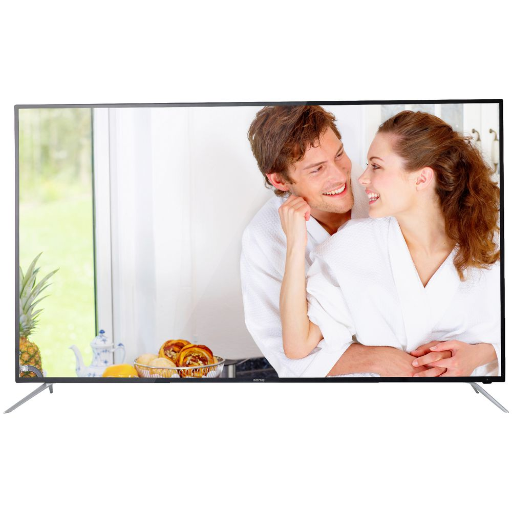SONIQ 55 N-Series TV Ultra HD With Built-In Chromecast