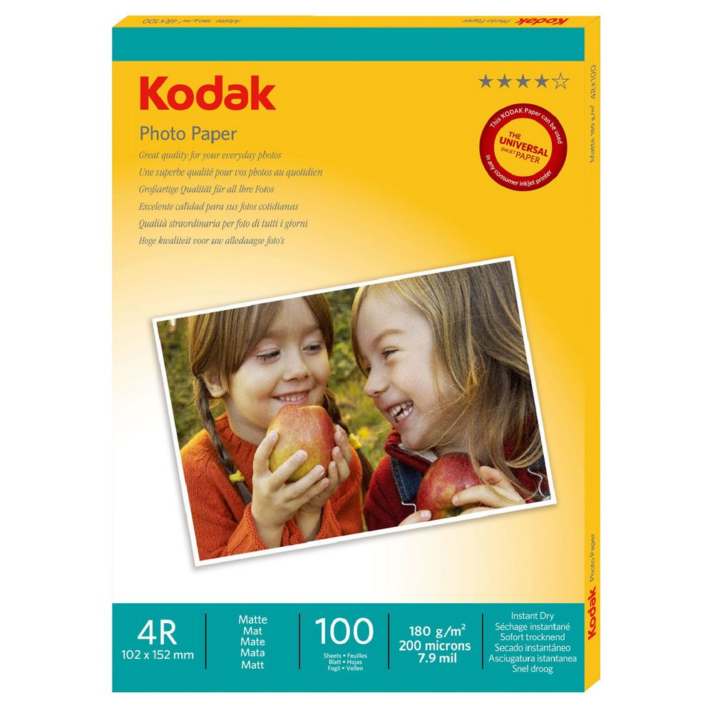 kodak essay Kodak: the challenge of consumer digital cameras  in early 1997, george fischer, the ceo of eastman kodak corp, was pondering the future of the consumer imaging.