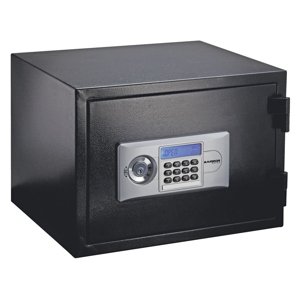 how to open booil digital safes
