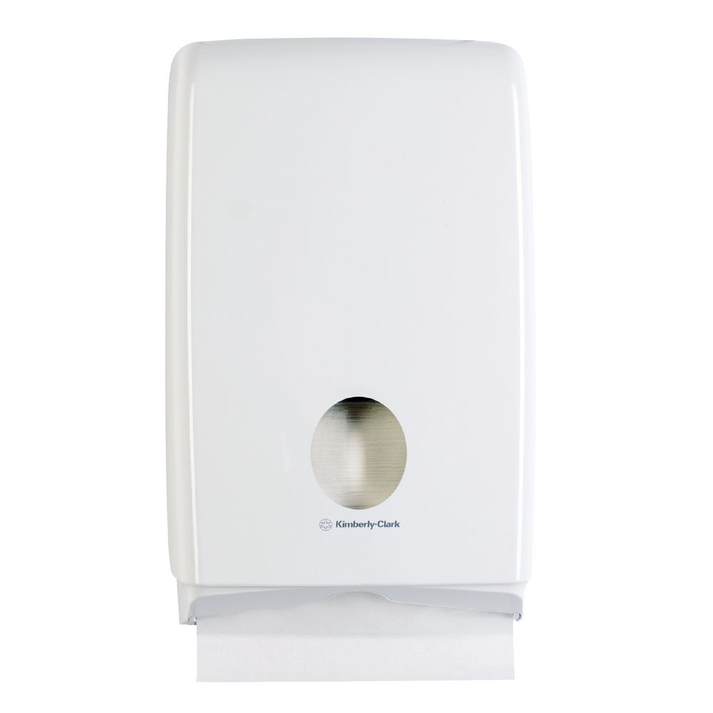 Hand Towels Officeworks: Kimberly-Clark Aquarius Compact Hand Towel Dispenser