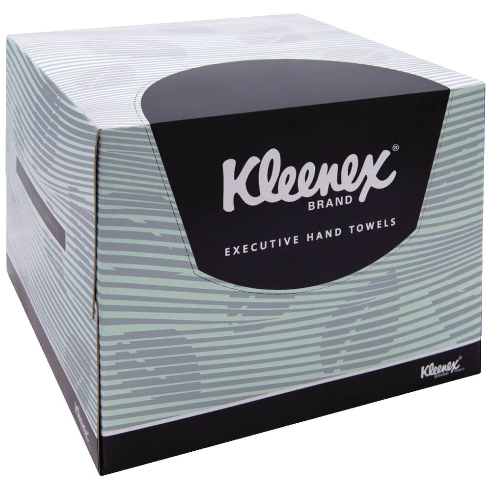 Hand Towels Officeworks: Kleenex Executive Hand Towel 75 Sheets 6 Pack
