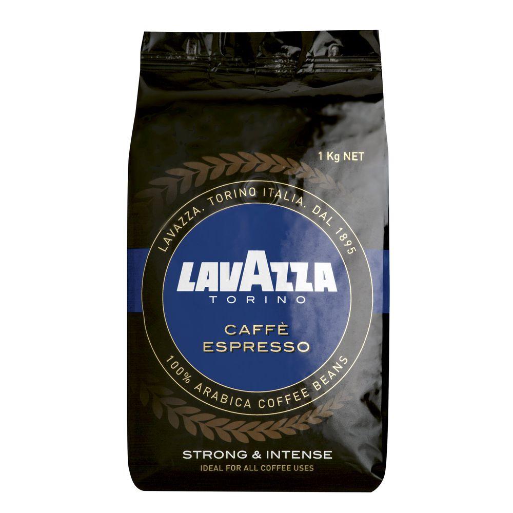 Lavazza espresso coffee beans