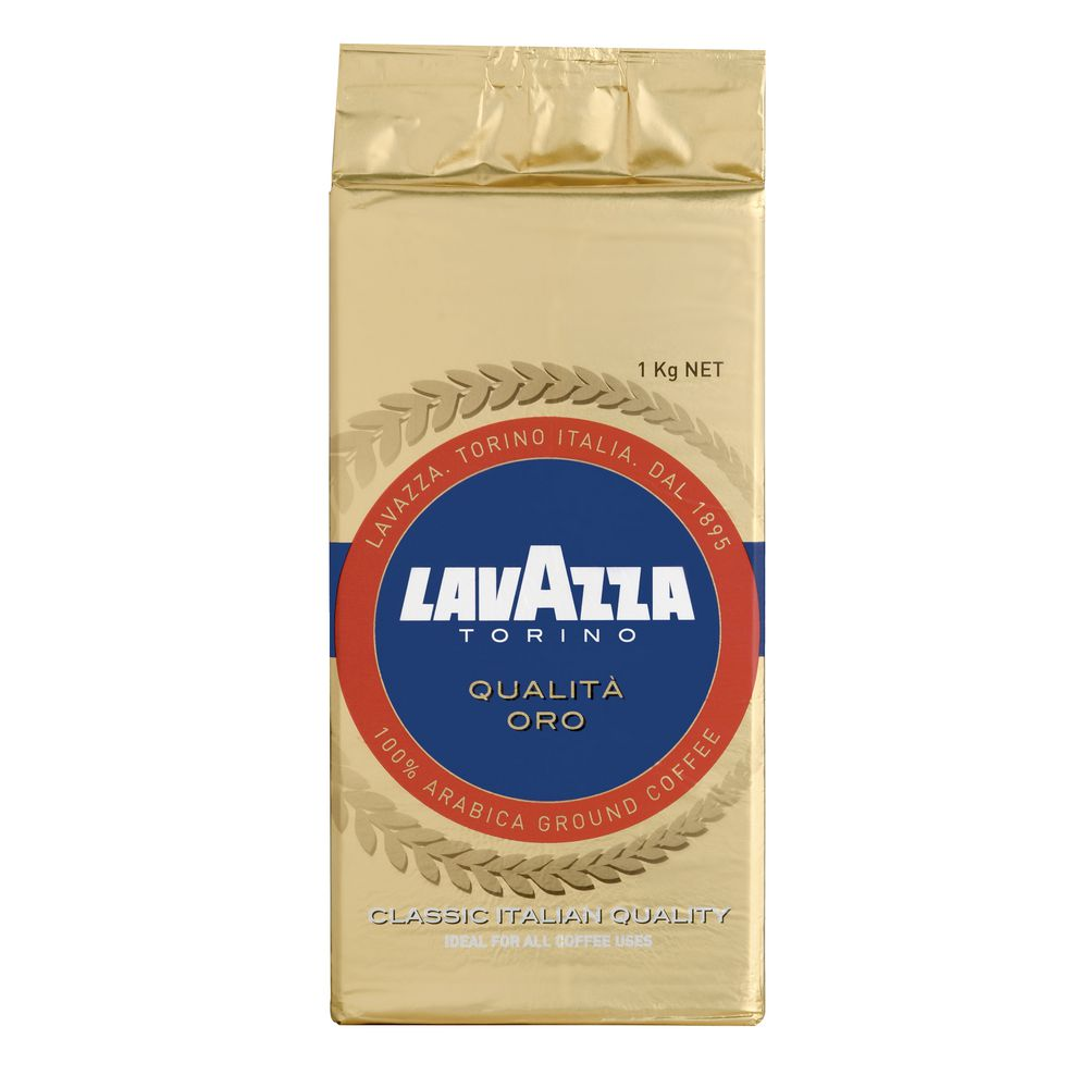 Lavazza ground coffee 1kg