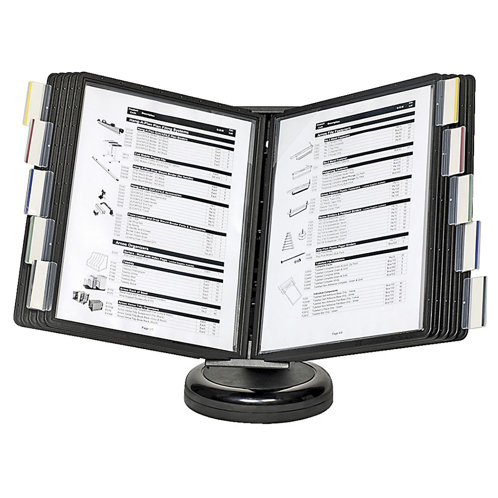stand up display folders