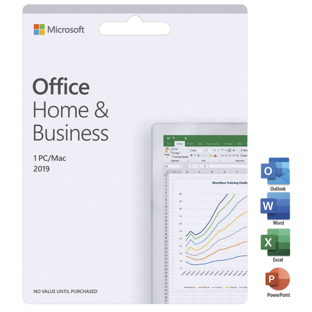 Microsoft Office Home and Business 2019 1 Device Download
