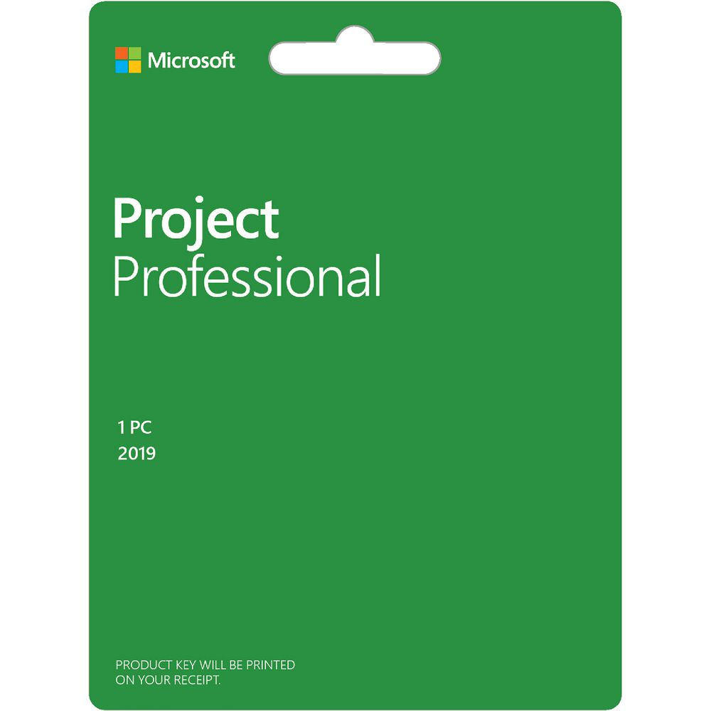 ms office project 2019