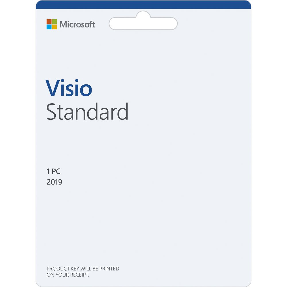 Ms Visio Standard 2013 Buy Online