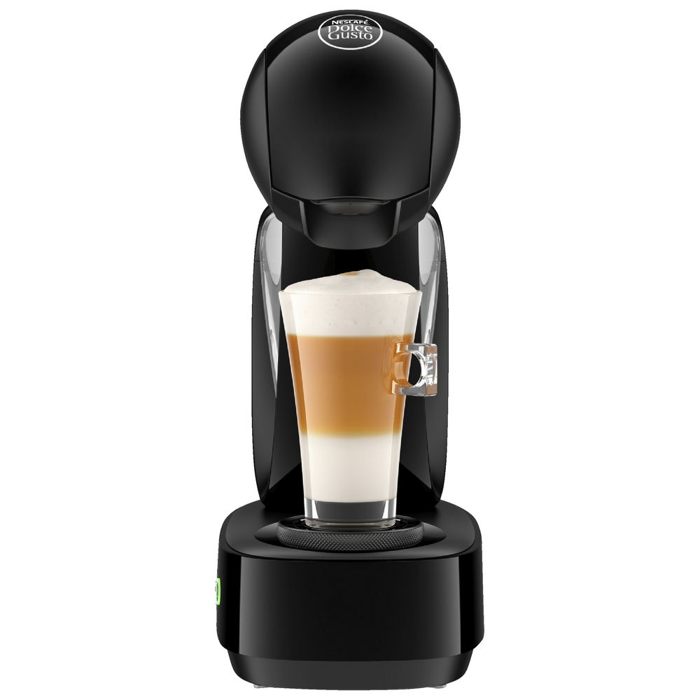 newest 9948f 32ca1 Nescafe Dolce Gusto Infinissima Coffee Pod Machine Black