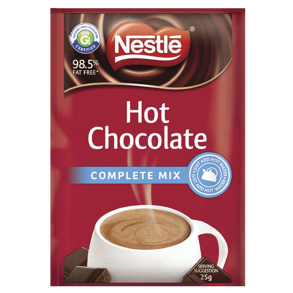 Nestle caramel hot chocolate