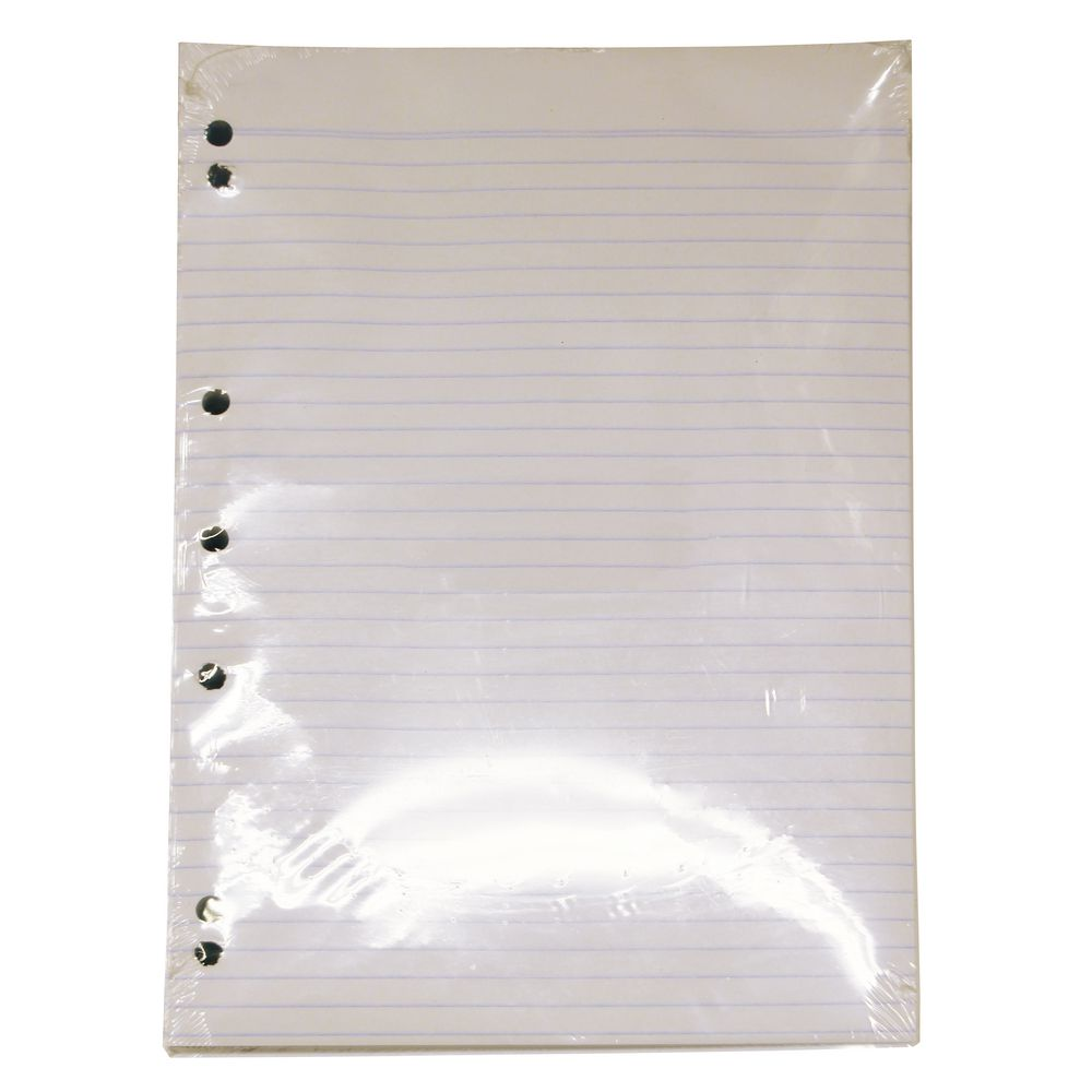 Ruled A4 Paper Template  Loose Leaf Paper Template