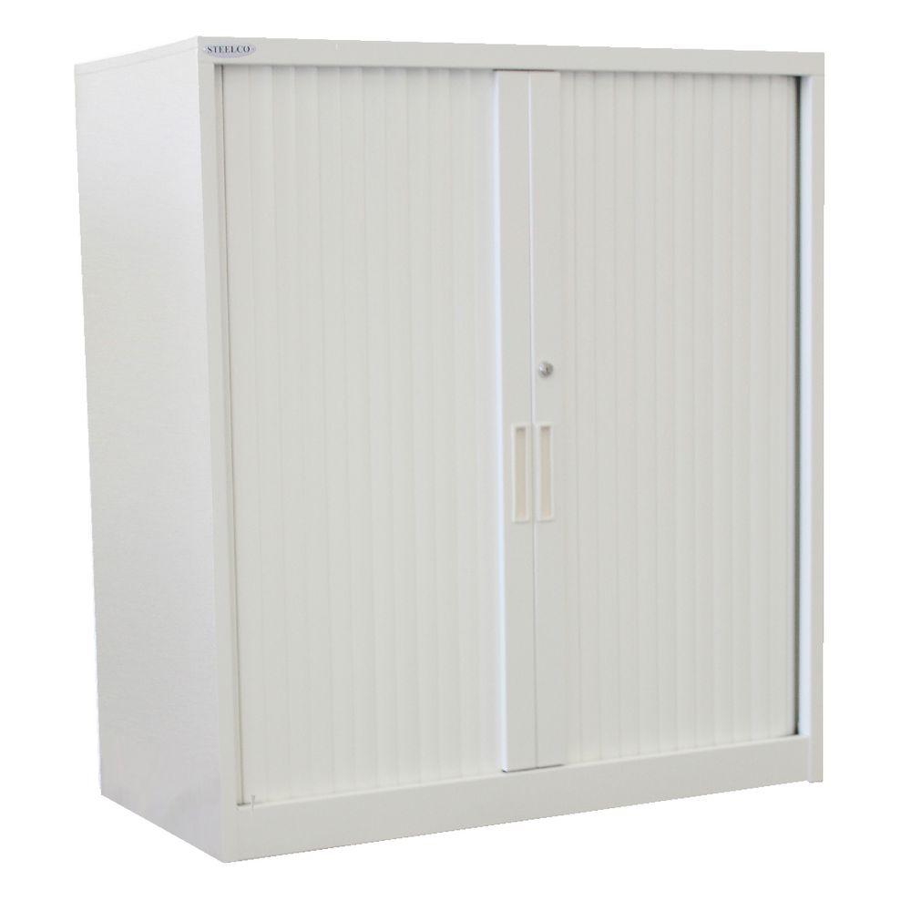 Tambour door cabinet cabinets matttroy for Cupboard cabinet
