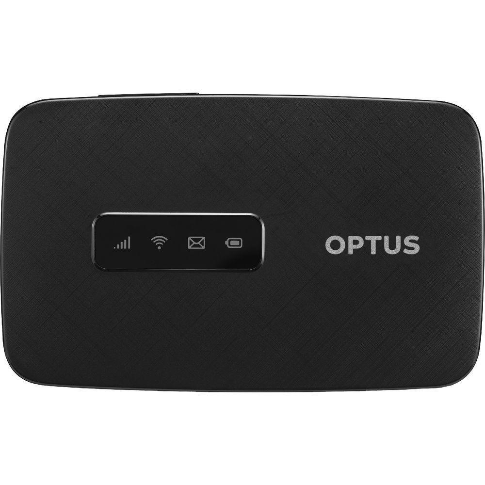 Optus Alcatel WiFi Modem MW41