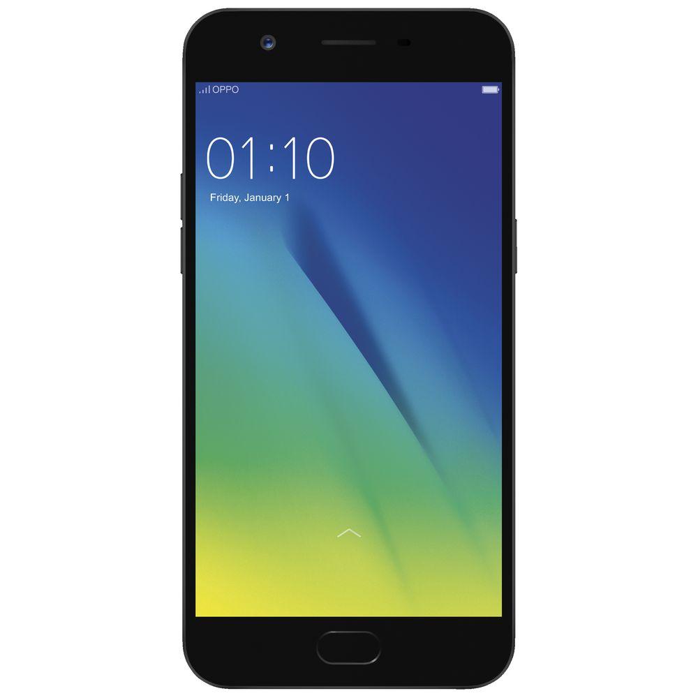 OPPO A57 Unlocked Mobile Phone Black | Officeworks