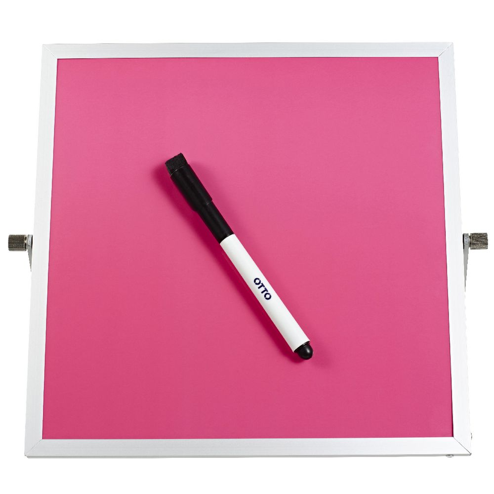 Office Equipment & Supplies Business, Office & Industrial Pink Whiteboard
