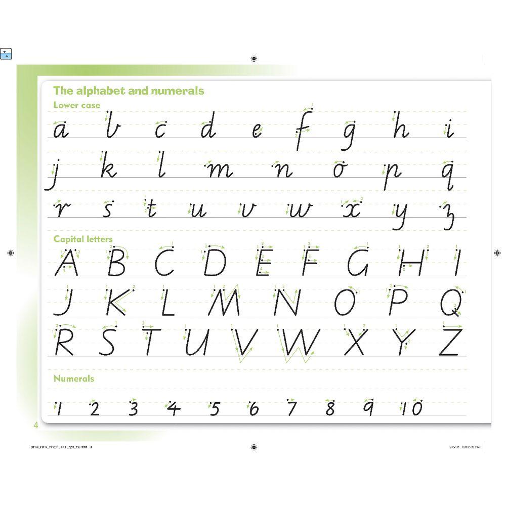 oxford handwriting for victoria book prep officeworks. Black Bedroom Furniture Sets. Home Design Ideas