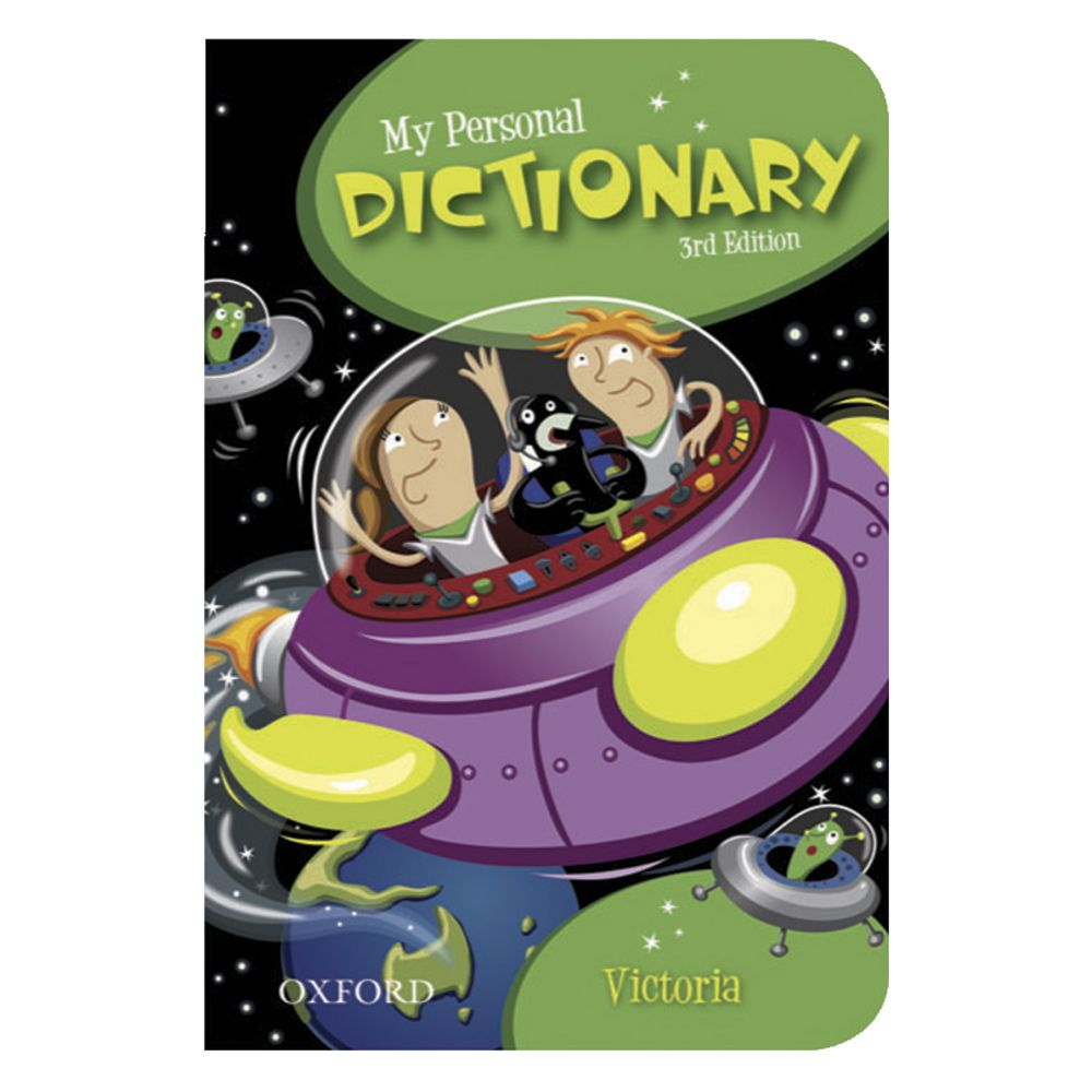 Oxford My Personal Dictionary Victoria