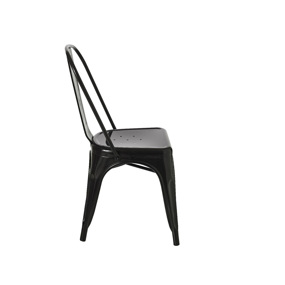 Espresso Chair Black