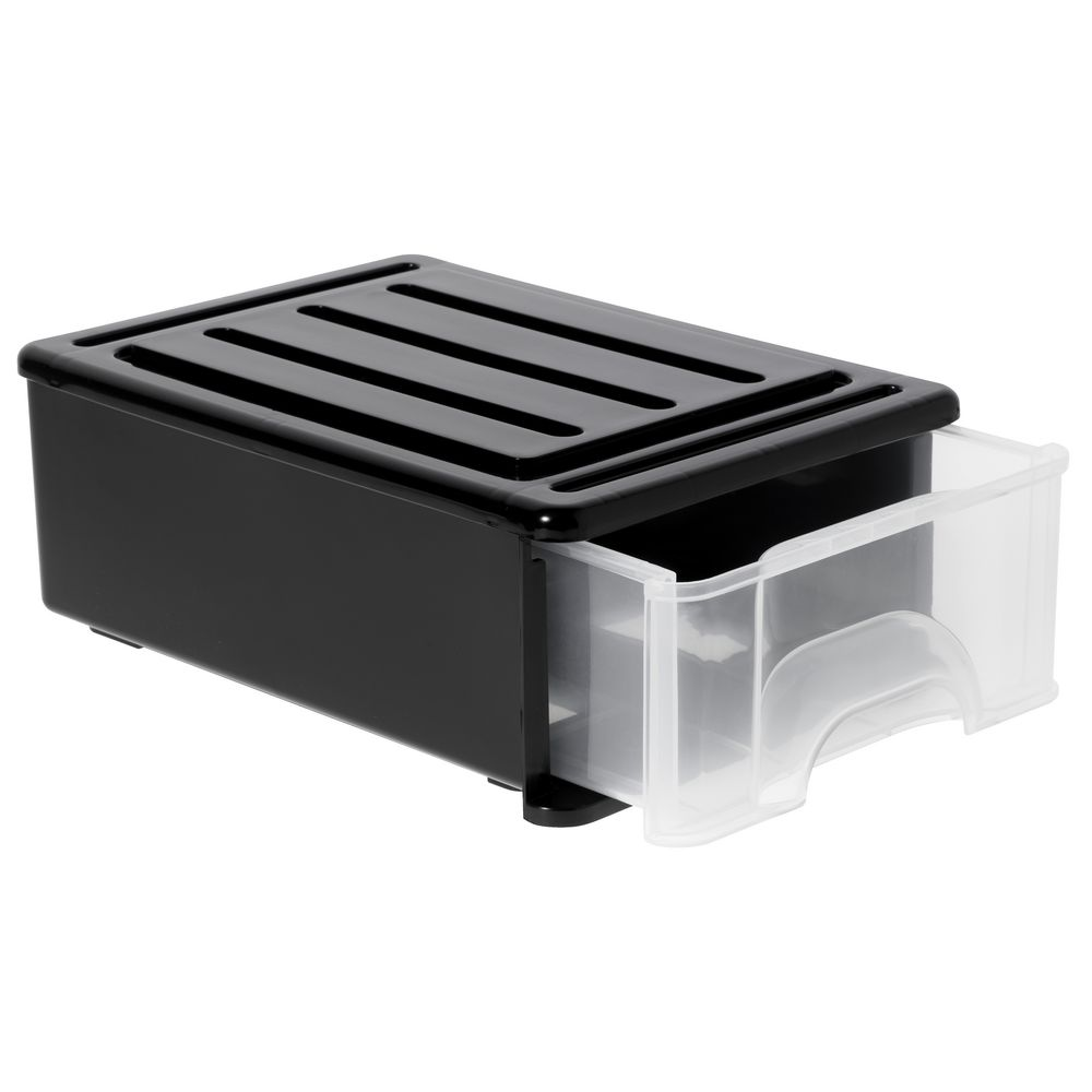 Stackable Plastic Storage Drawers