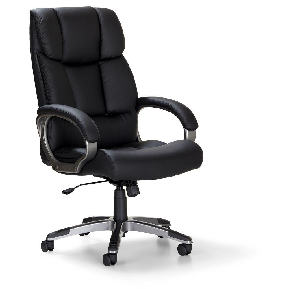 York Chair Black Officeworks