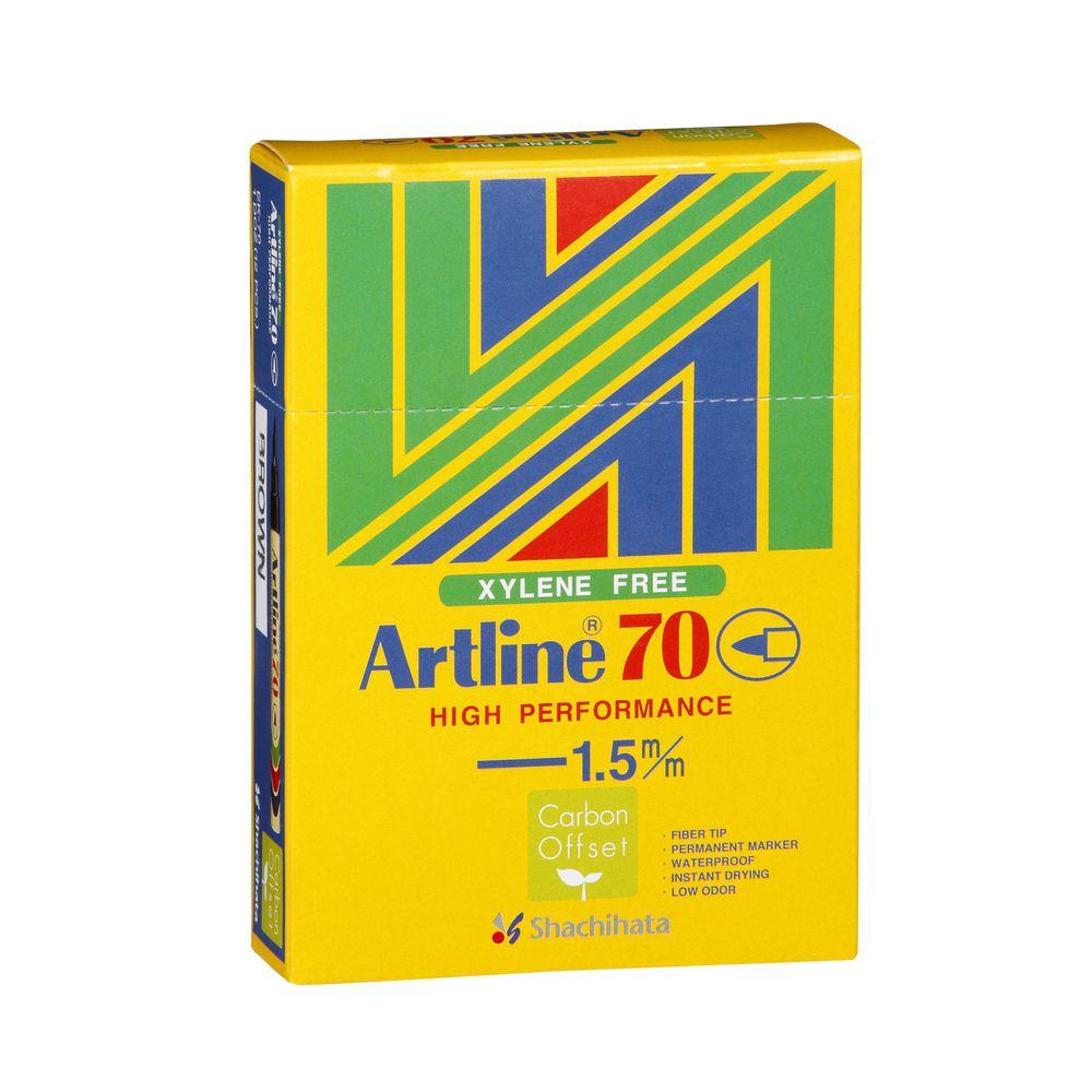 Artline : Artline permanent markers black pack officeworks