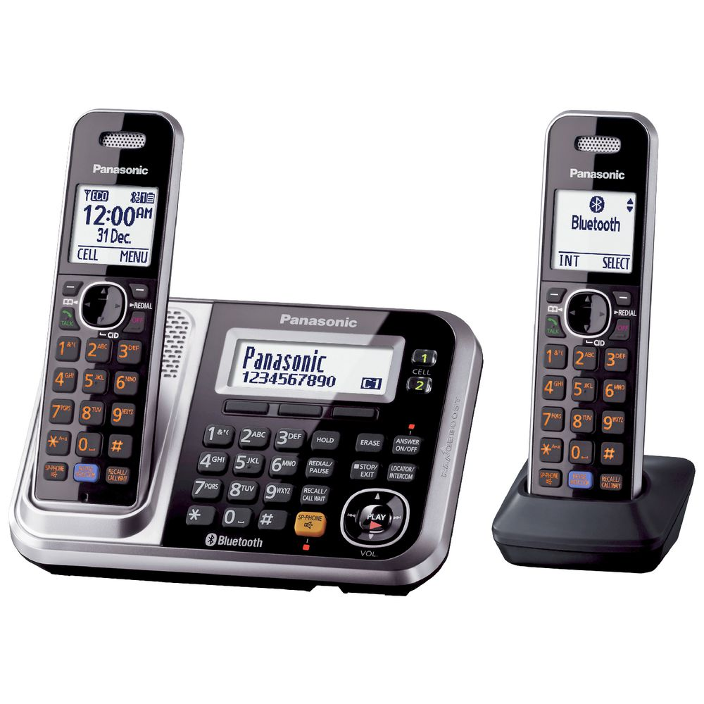 Panasonic cordless phone plus 1 handset kx tg7892azs officeworks panasonic cordless phone plus 1 handset kx tg7892azs sciox Images