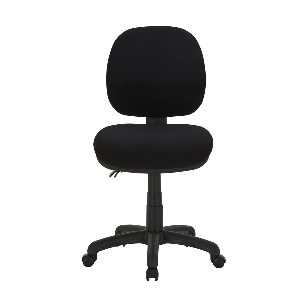 Matrix Medium Back 2 Lever Chair Black