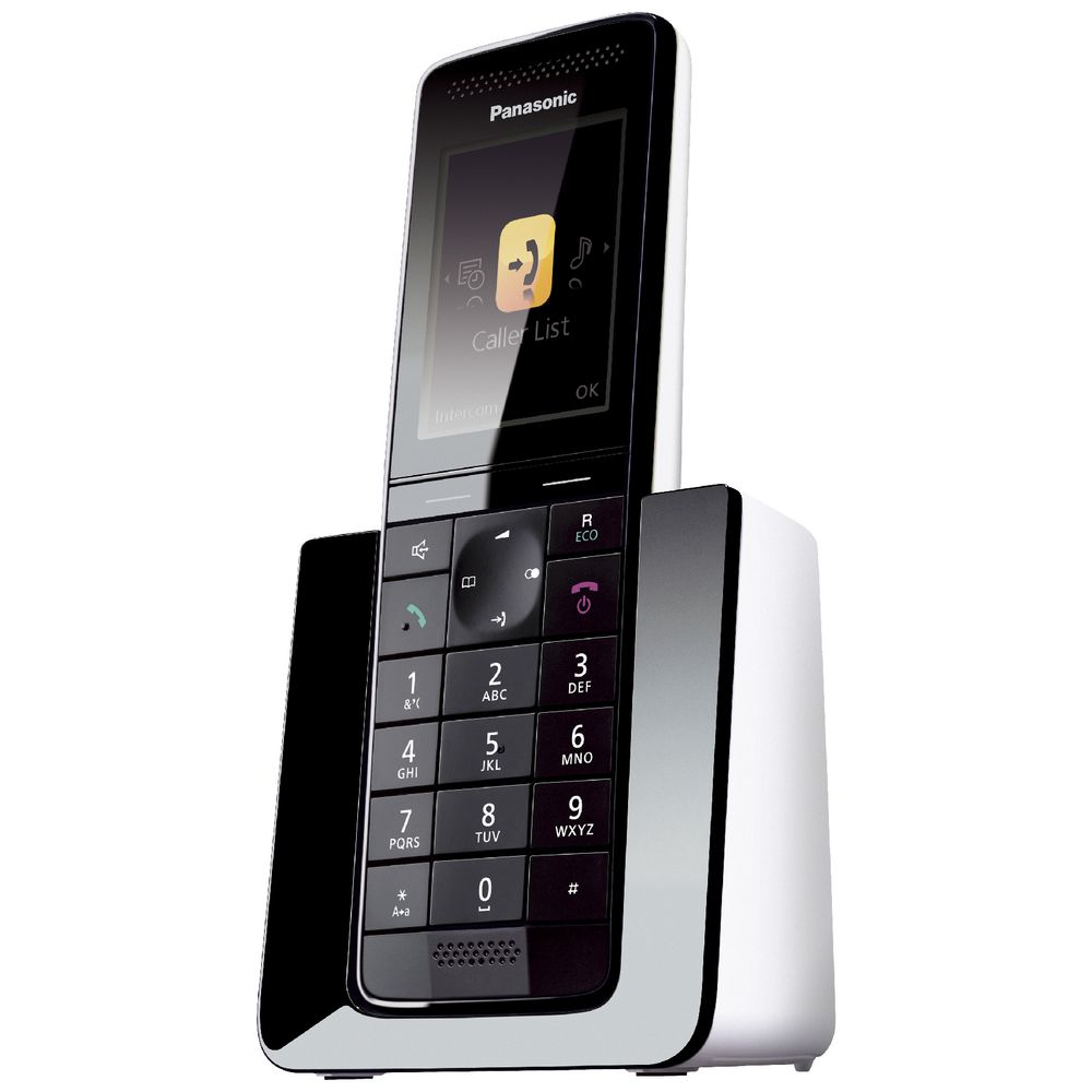 panasonic cordless phone prs120 officeworks. Black Bedroom Furniture Sets. Home Design Ideas