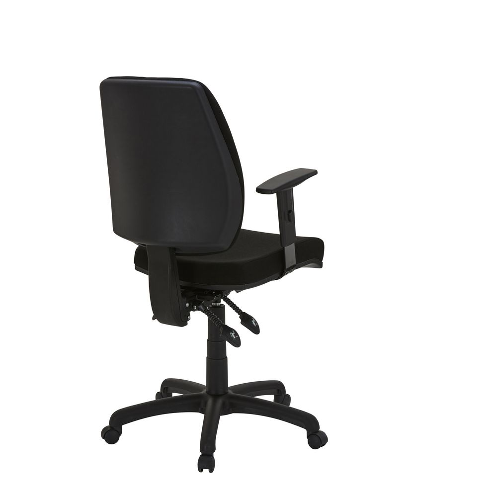 Shape Professional Chair Black Officeworks