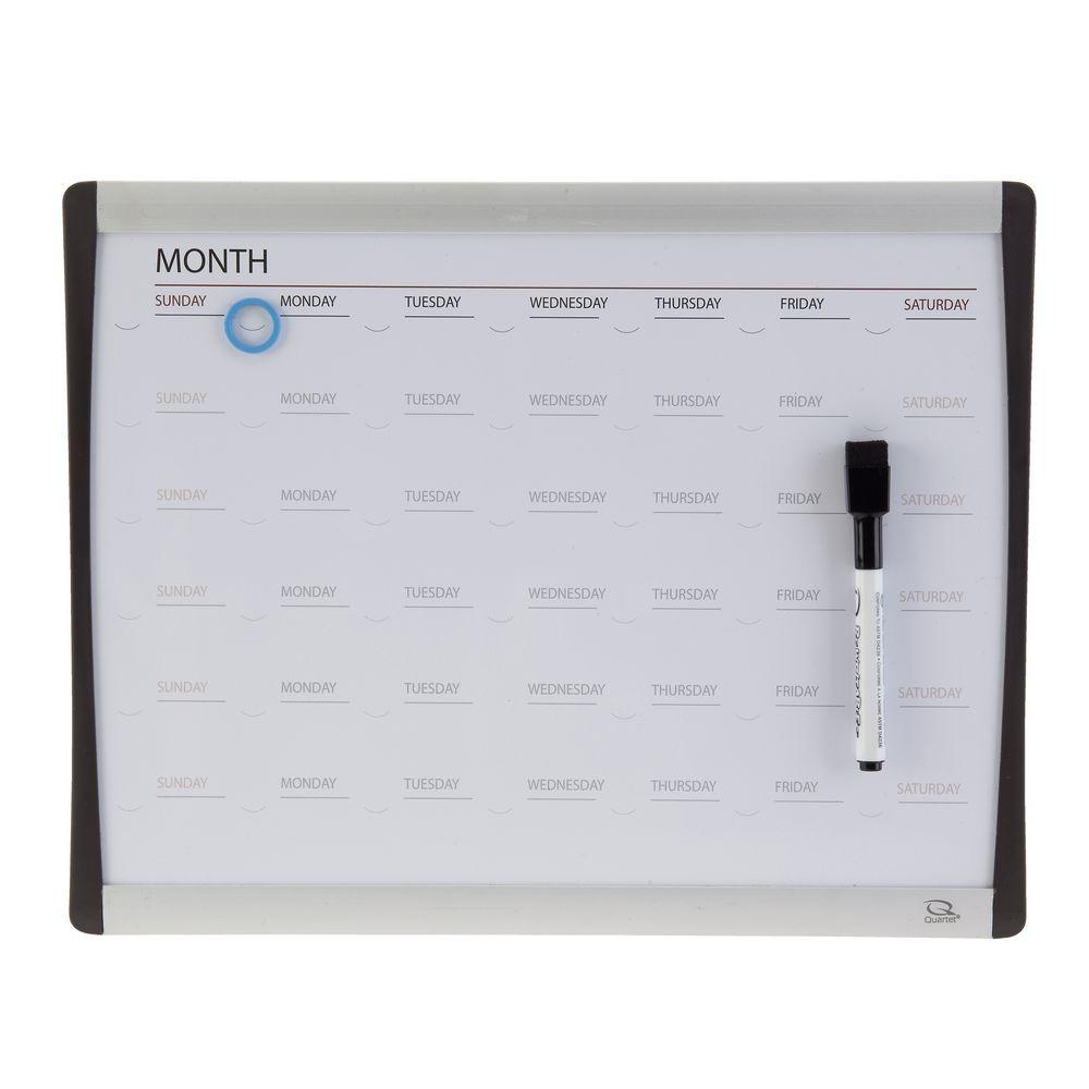 Year Calendar Officeworks : Quartet arc magnetic calendar board mm officeworks