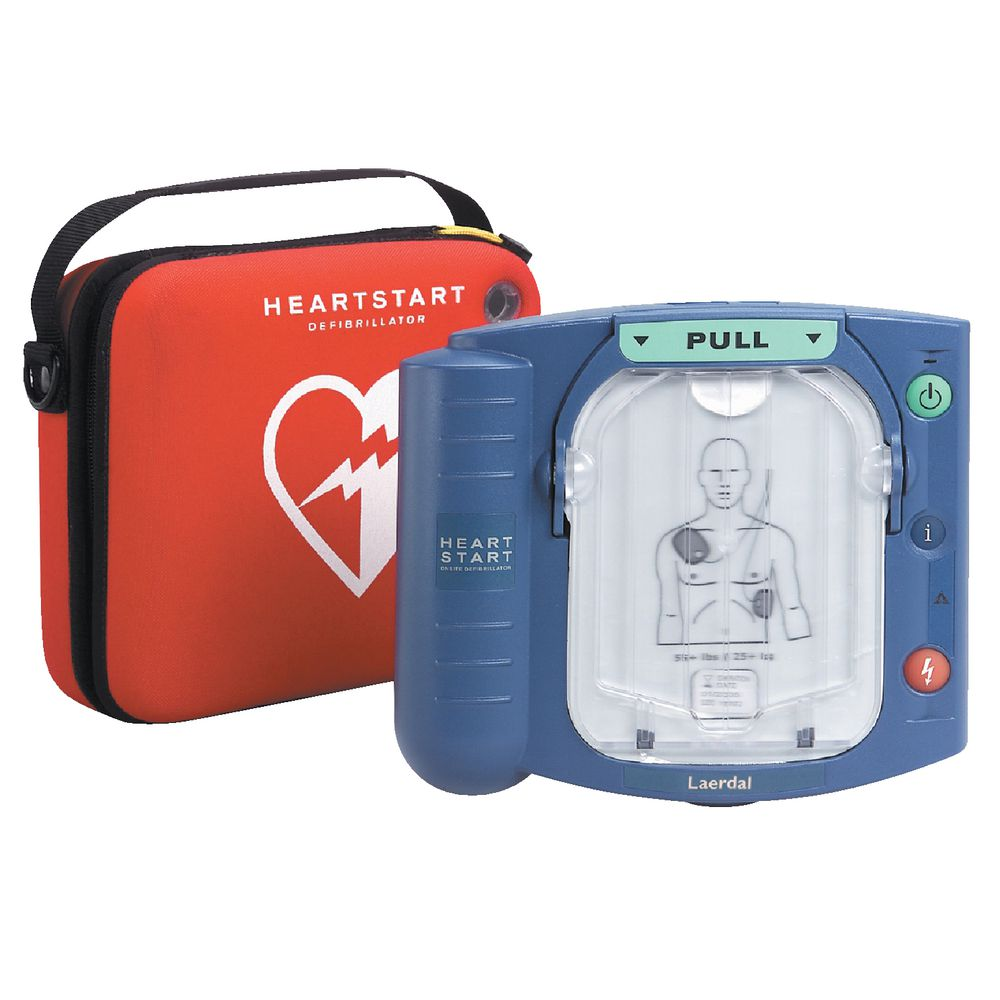 HeartStart Defibrillator Clip Art