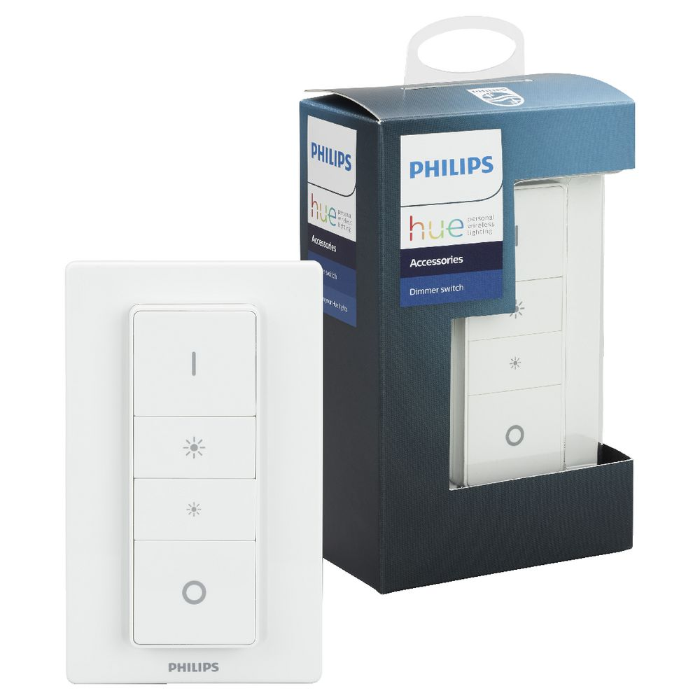 Pæn Philips Hue Dimmer Switch | Officeworks WT47