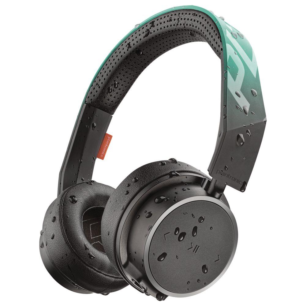 wholesale dealer latest discount sale retailer Plantronics BackBeat Fit 505 Wireless Sports Headphones Black ...