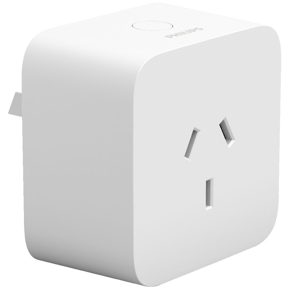 Philips Hue Smart Plug White   Officeworks