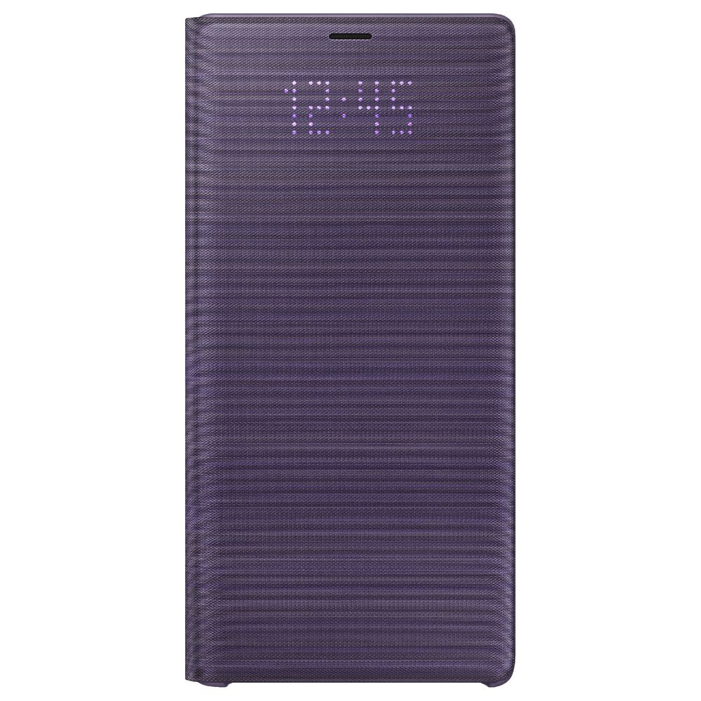 the best attitude b2e6d acb9e Samsung LED View Cover Galaxy Note9 Violet