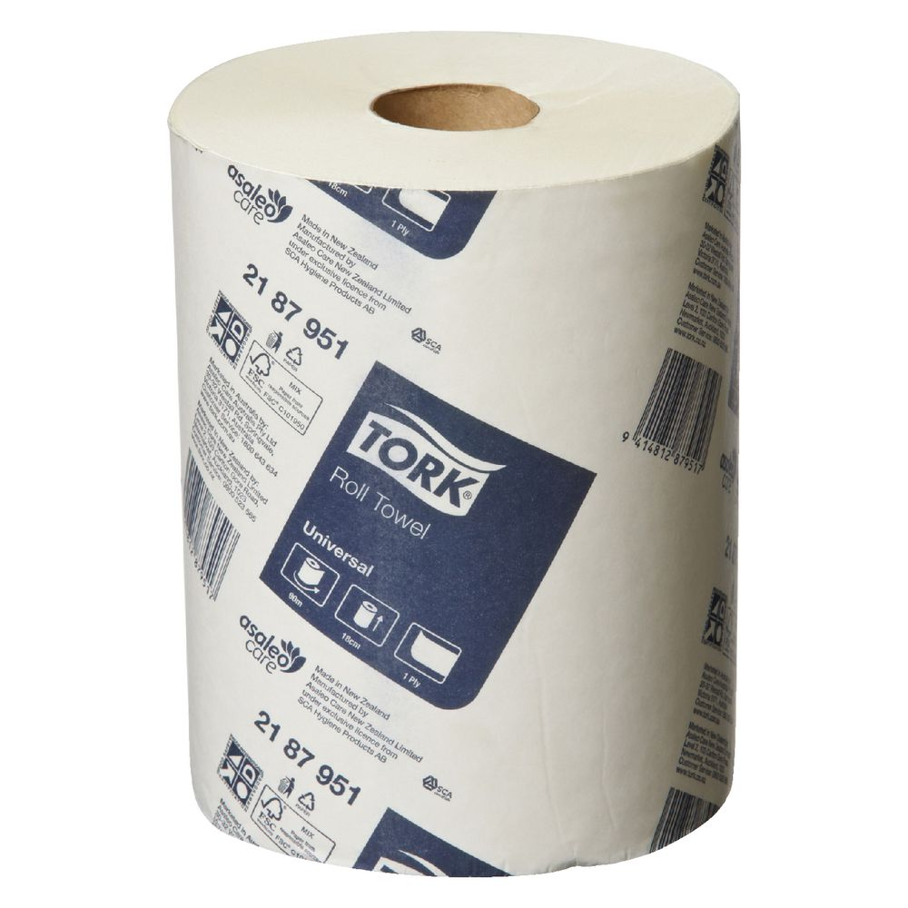 Hand Towels Officeworks: Tork Universal Hand Towel Roll 90m 16 Pack
