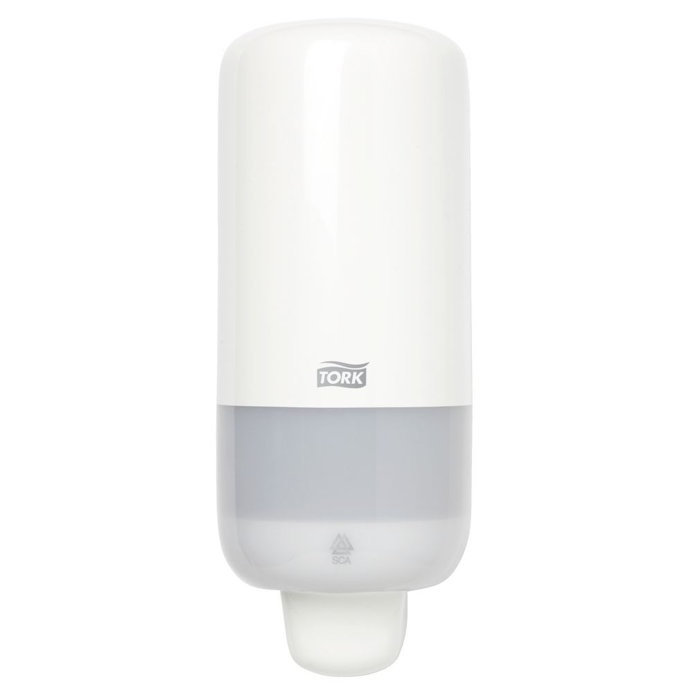 tork s4 foam soap dispenser white - Foam Soap Dispenser