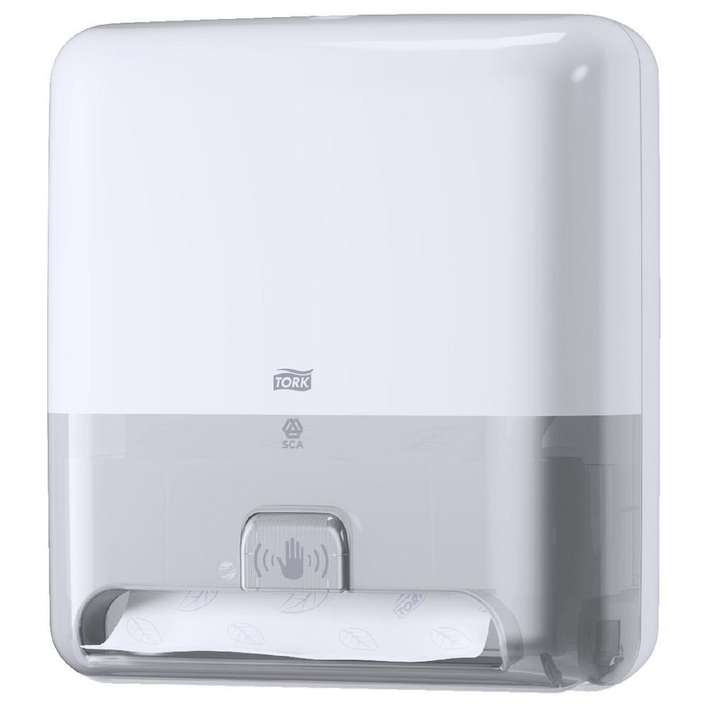 Tork H1 Sensor Hand Towel Dispenser White Officeworks