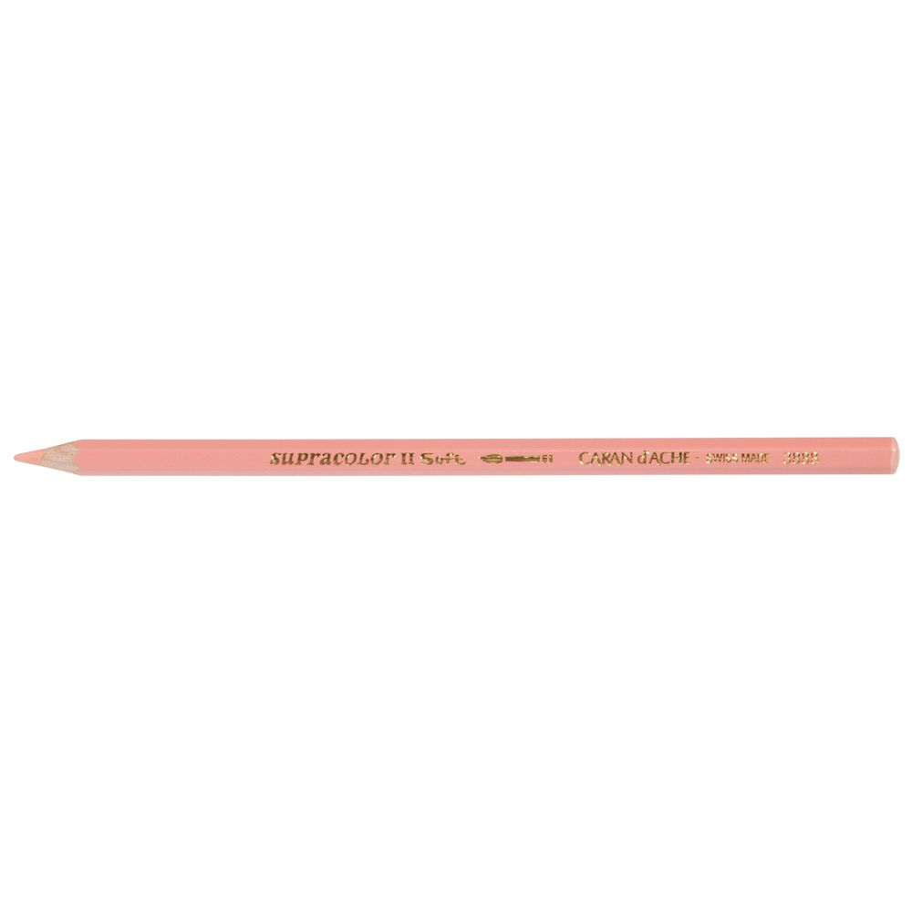 480c7b18fd13 Caran d Ache Supracolor Soft Aquarelle Pencil Salmon Pink