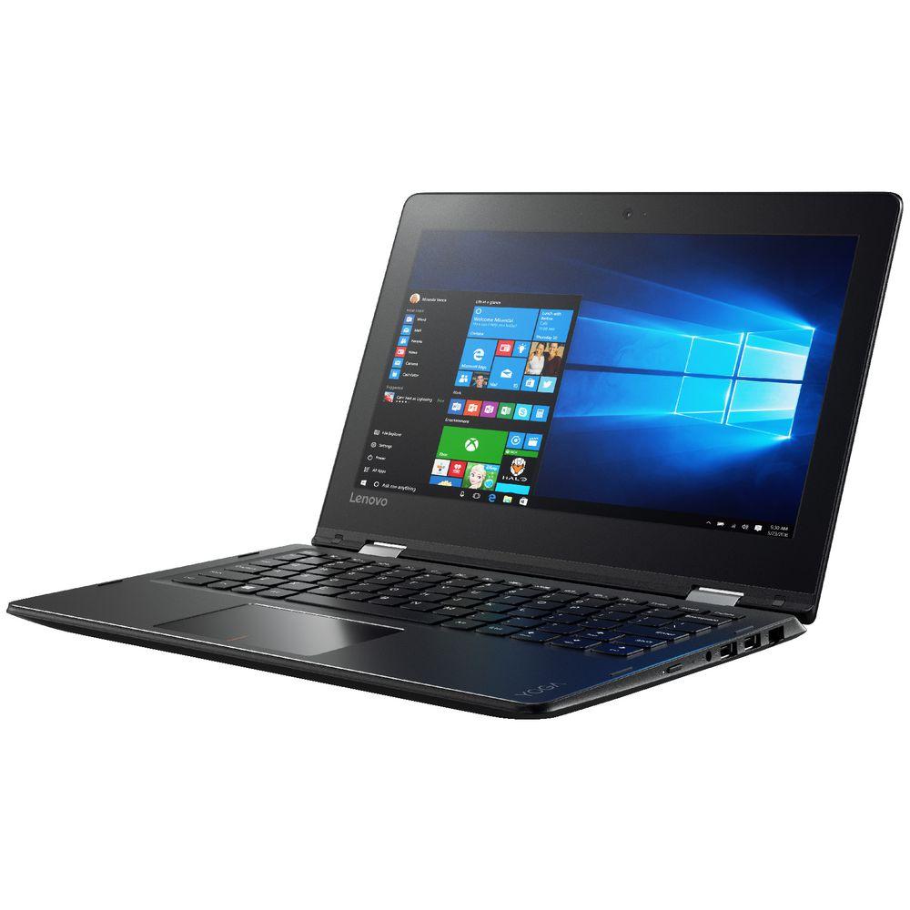 how to open lenovo yoga laptop