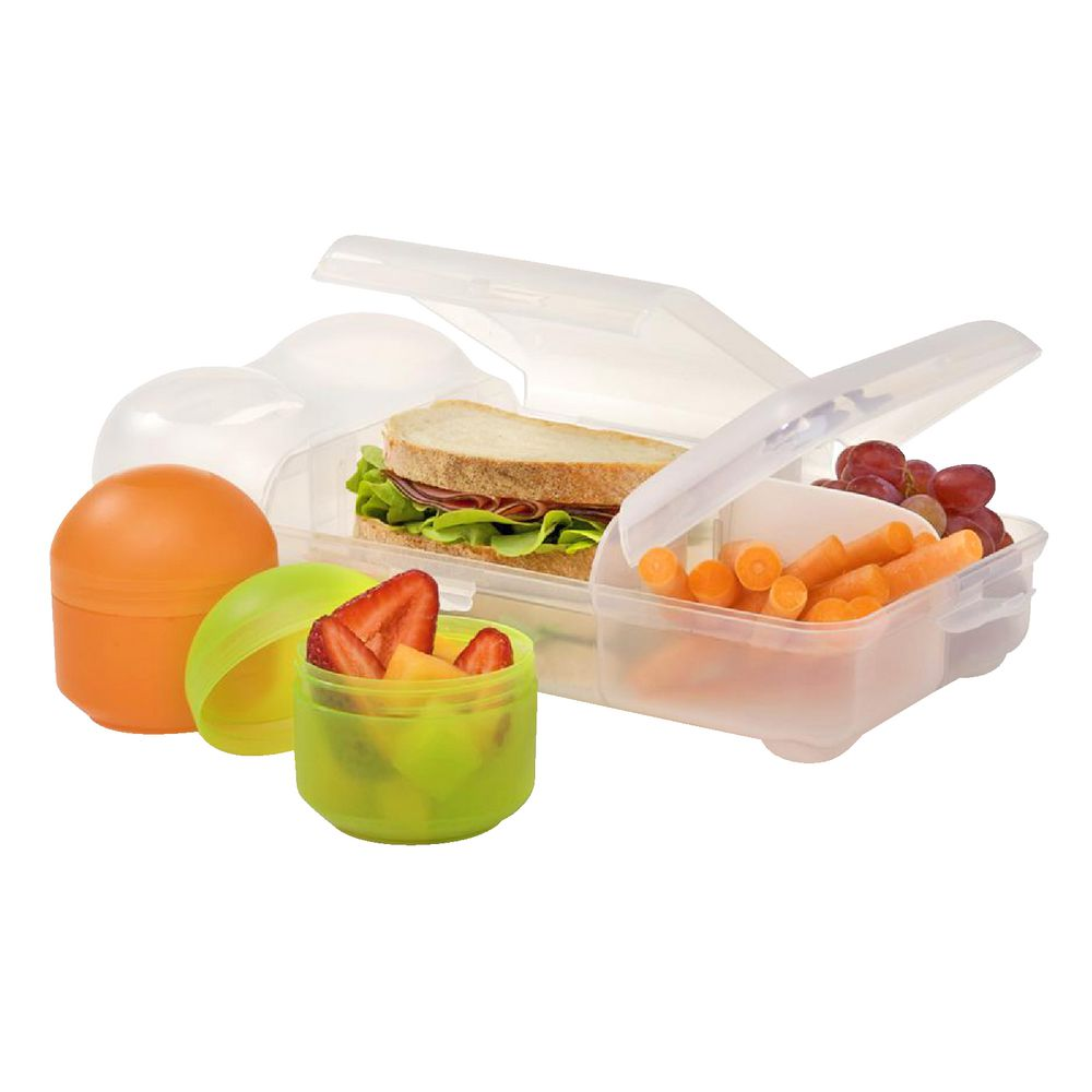 Nude Food Movers Lunch Box  sc 1 st  Officeworks & Lunch Boxes u0026 Lunch Bags | Officeworks Aboutintivar.Com