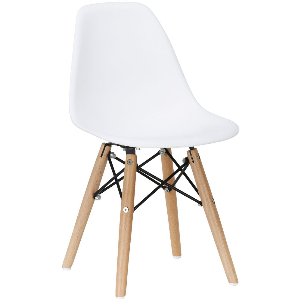 Kids Play Chair White