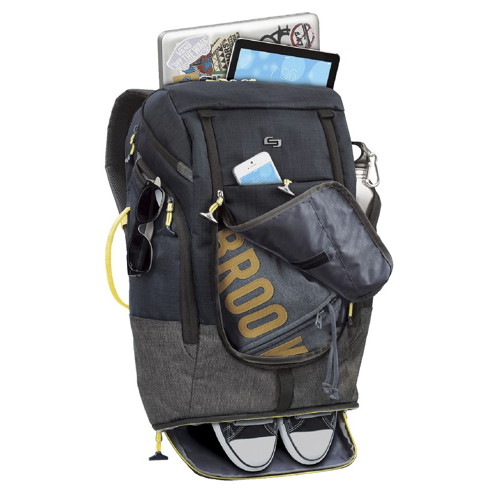 Solo Velocity 173 Backpack