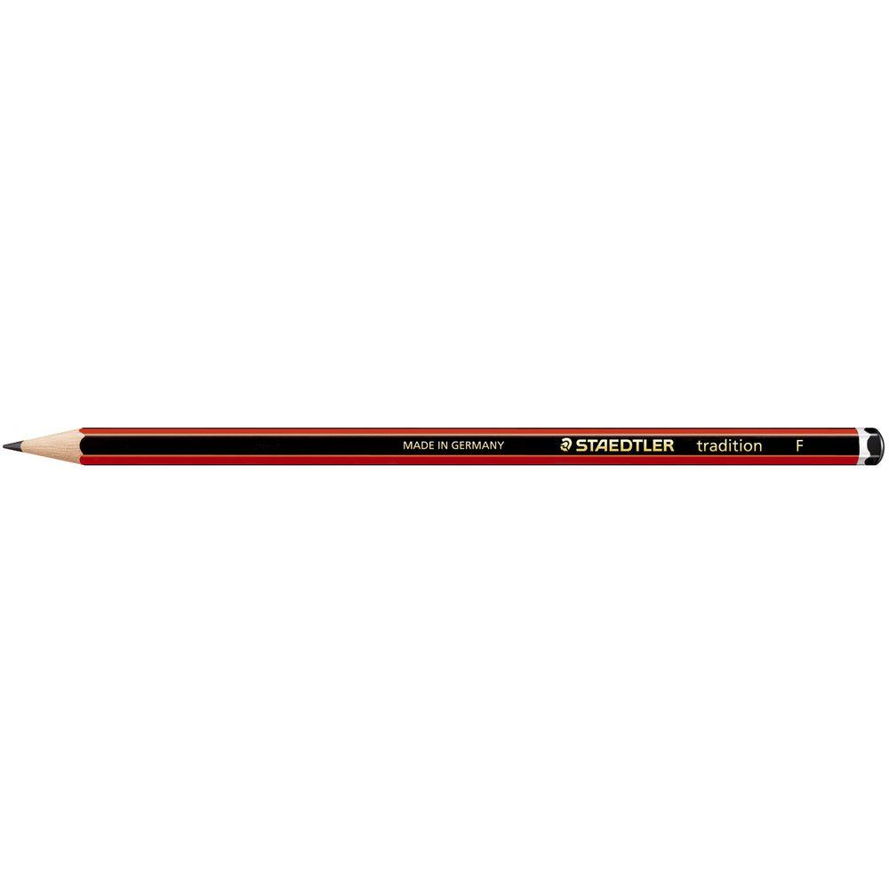 Liquid Lead Pencil Staedtler Tradition Graphite Pencil F Officeworks