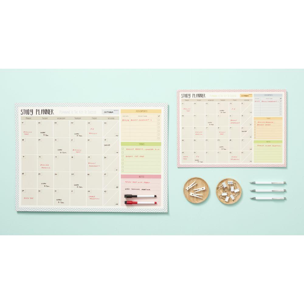 officeworks homework planner