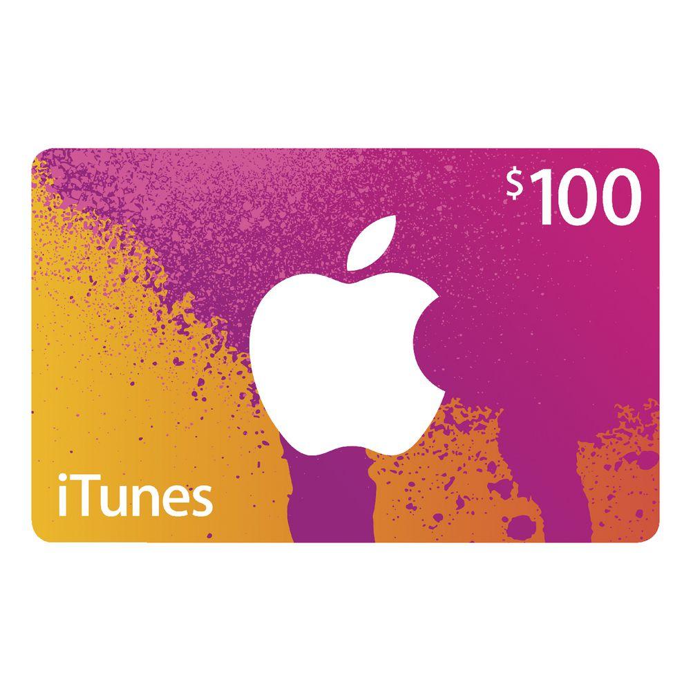apple itunes card 100 officeworks
