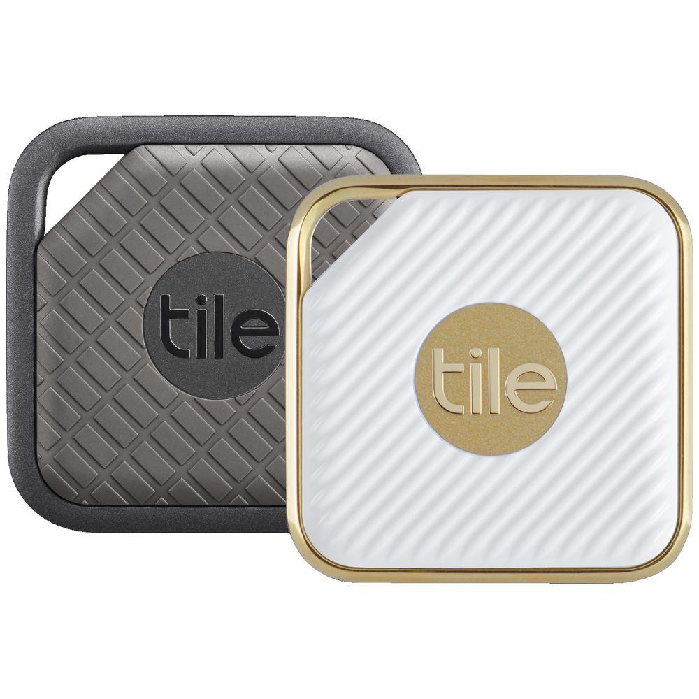 Tile Pro Bluetooth Key Finder 2 Pack