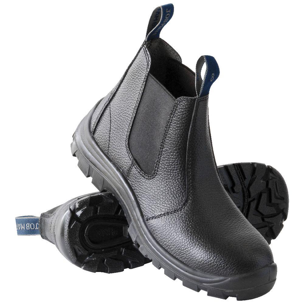 Bata Jobmate Safety Boots Size 7