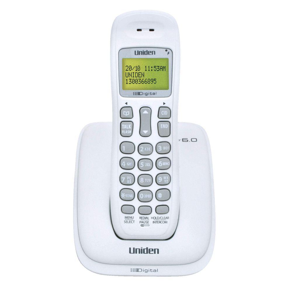 Uniden Cordless Phone 1015 Officeworks